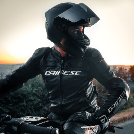 cascos y antiparras moto