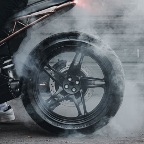 marcas neumático motos